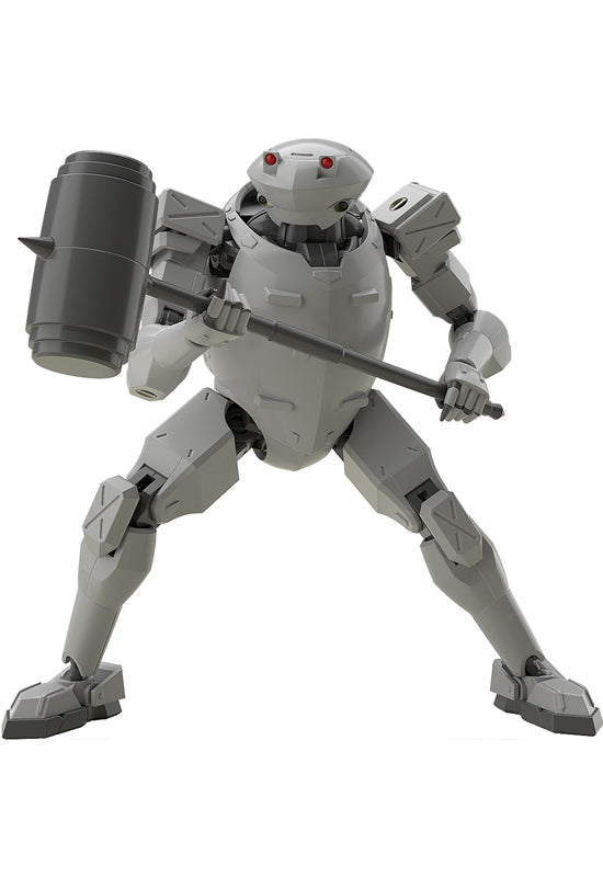 Full Metal Panic! Invisible Victory GOOD SMILE COMPANY MODEROID Rk-92 Savage (GRAY)