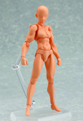 001♂ figma archetype Max Factory figma archetype: he flesh color ver.