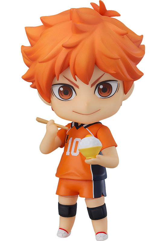1411 HAIKYU!! TO THE TOP Nendoroid Shoyo Hinata: The New Karasuno Ver.