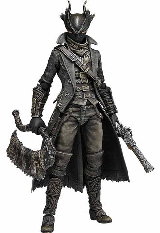 367 Bloodborne Max Factory figma Hunter