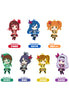 THE IDOLM@STER GOOD SMILE COMPANY Nendoroid Plus Collectible Rubber Straps: 765PRO ALLSTARS Revolution Night A (Set of 7 Characters)
