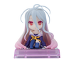 No Game No Life PULCHRA Smartphone Stand Bishoujo Character Collection No.11 Game No Life - Shiro -