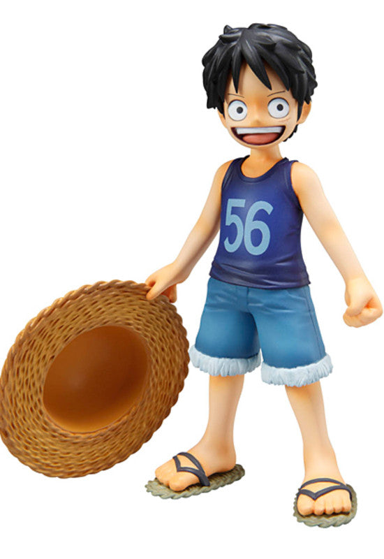 One Piece P.O.P. CB-EX Luffy & Ace (Reproduction)