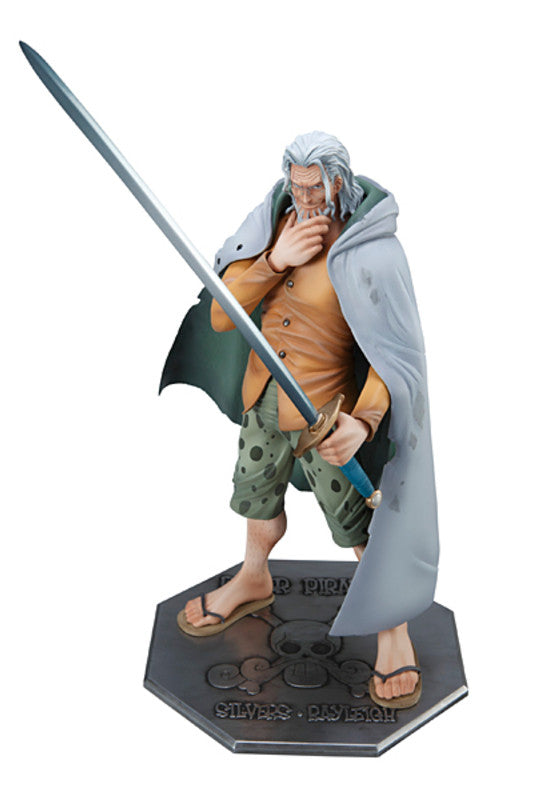 One Piece P.O.P. NEO-DX Silvers Rayleigh