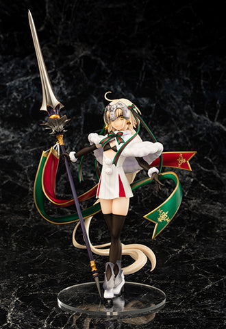 Fate/Grand Order EASY EIGHT Jeanne d'Arc Alter Santa Lily