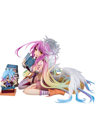 No Game No Life Phat! Jibril (Re-run)