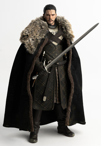 Game of Thrones threezero JON SNOW (Season 8)