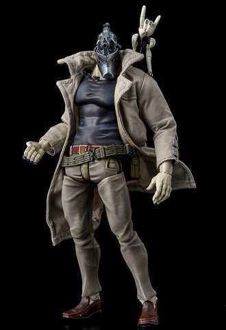 No Guns Life Sentinel Juzo Inui Action Figure