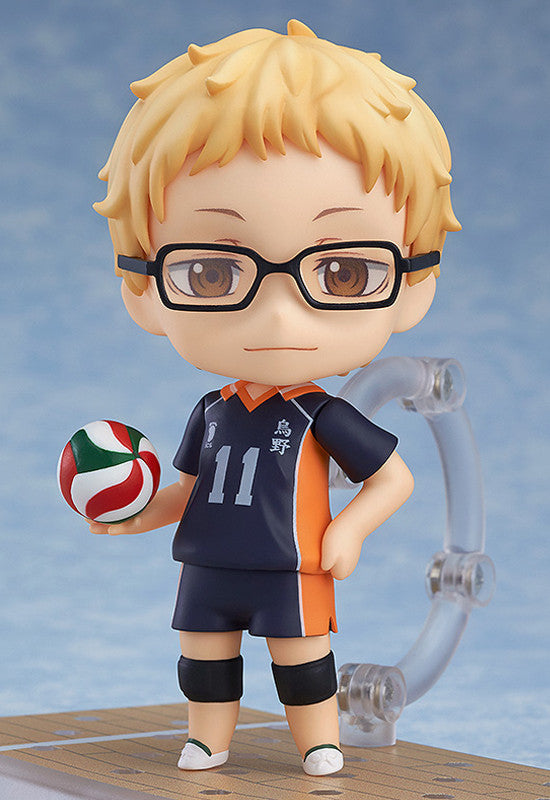 616 Haikyu!! Second Season Nendoroid Kei Tsukishima (Re-run)
