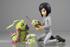 DIGIMON ADVENTURE G.E.M. 02  KEN & WORMMON
