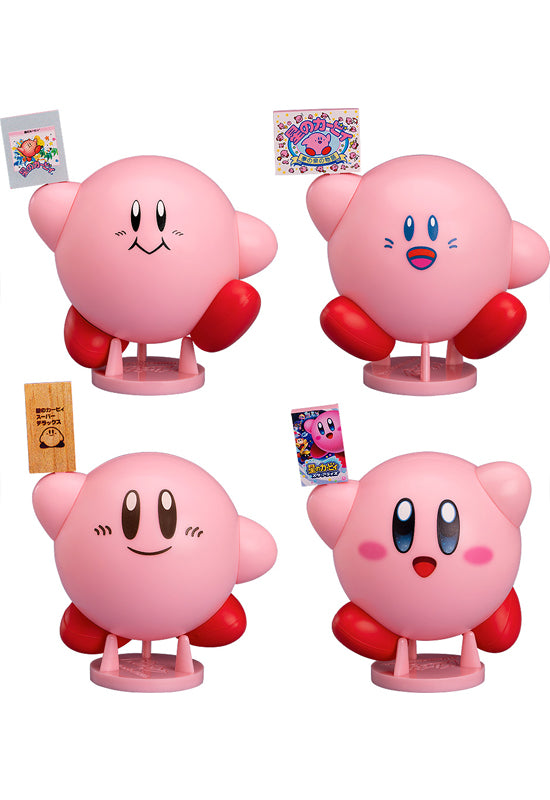Kirby GOOD SMILE COMPANY Kirby Collectible Figures 02 (Box of 6 Characters)