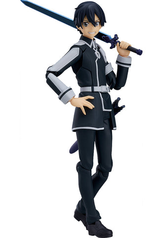 435 Sword Art Online: Alicization figma Kirito: Alicization ver.