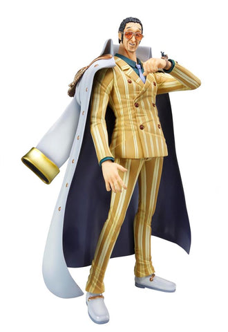 "One Piece MEGAHOUSE Portrait.Of.Pirates ""LIMITED EDITION"" Borsalino (REPEAT)"