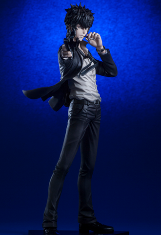 PSYCHO‐PASS mensHdge technical PVC statue No.1 Shinya Kogami another v