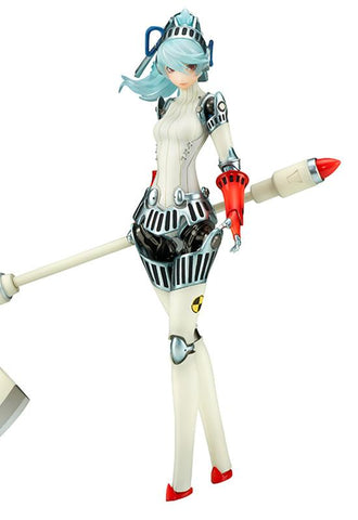 P4U Persona 4 The Ultimate in Mayonaka Arena QuesQ Labrys Naked Ver.