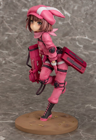 "SWORD ART ONLINE ALTERNATIVE ""GUN GALE ONLINE"" PLUM LLENN~Desert Bullet Ver.~"