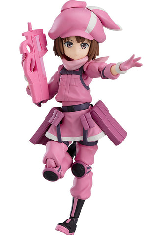 459 Sword Art Online Alternative: Gun Gale Online figma LLENN