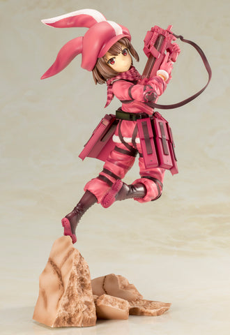 SWORD ART ONLINE ALTERNATIVE GUN GALE ONLINE KOTOBUKIYA LLENN