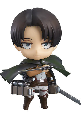 390 Attack on Titan Nendoroid Levi(2nd re-run)
