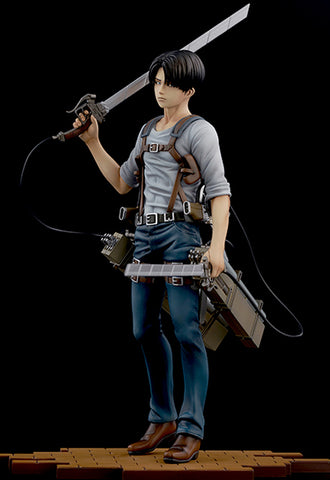 Attack on Titan Sentinel 1/8 Levi -ver.2B-