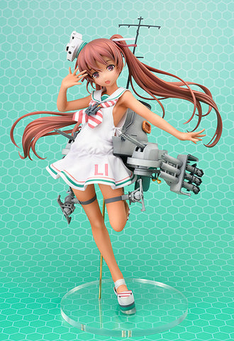 KanColle (Kantai Collection) HOBBY JAPAN Libeccio Limited Version (With Military emblem)