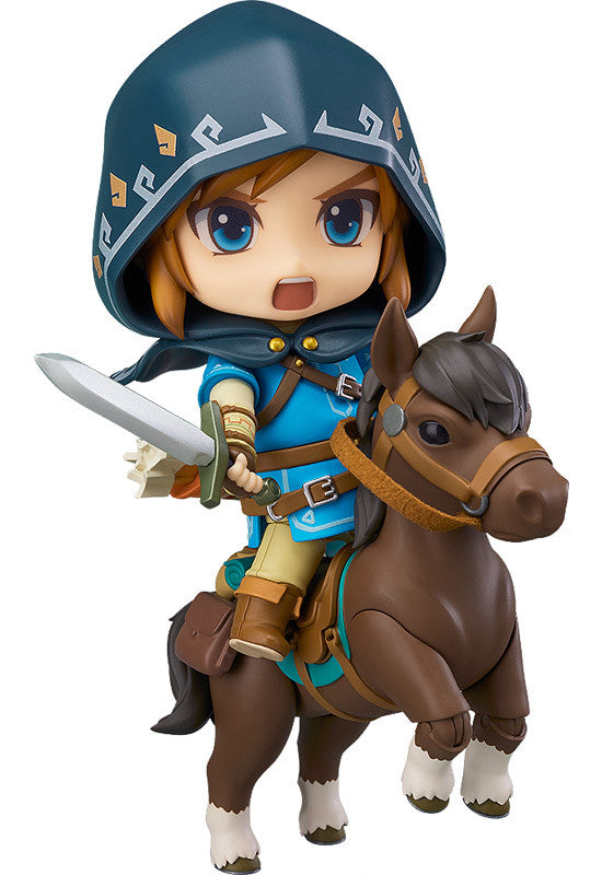 733-DX The Legend of Zelda: Breath of the Wild Nendoroid Link: Breath of the Wild Ver. DX Edition