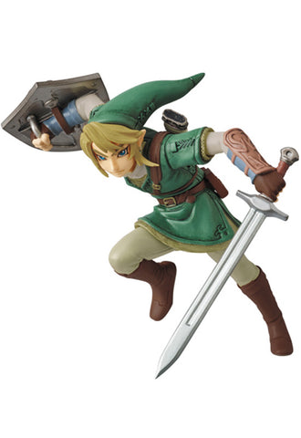 The Legend of Zelda: Twilight Princess HD MEDICOM TOYS LINK