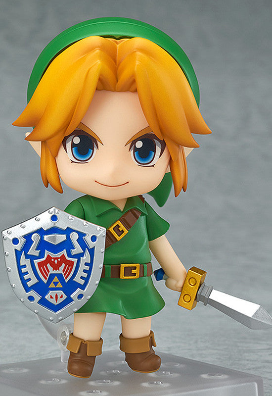 553 The Legend of Zelda: Majora's Mask 3D Nendoroid Link: Majora's Mask 3D Ver.