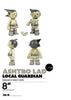 "ASHTRO LAD WAVE 2 threeA 8"" ASHTRO LAD LOCAL GUARDIAN"