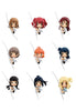 LOVE LIVE MEGAHOUSE CORD MASCOT SUNSHINE!! (Set of 9 Characters)