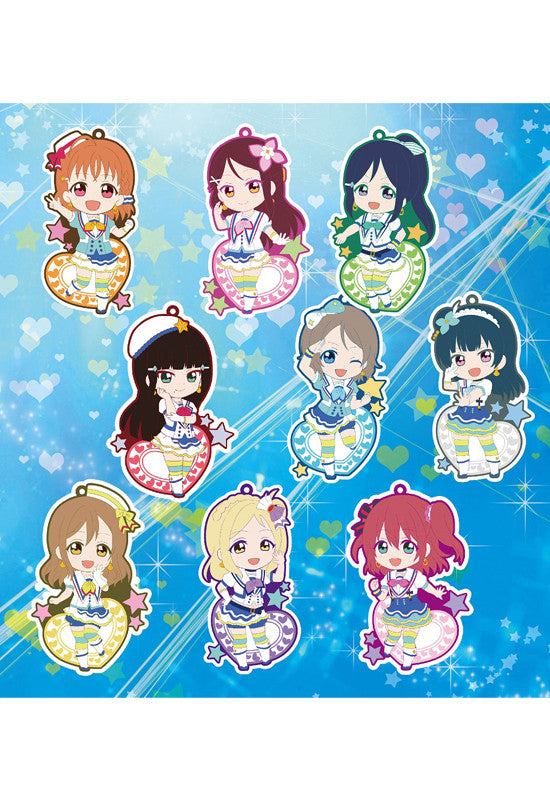 Niitengomu! Chara-ani Love Live! School idol project Sunshine!! (1 Random Blind Box)