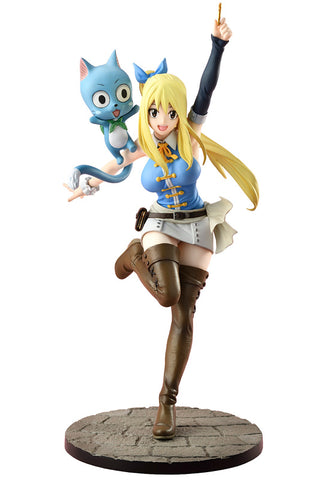 FAIRY TAIL: Final Season BellFine Lucy Heartfilia