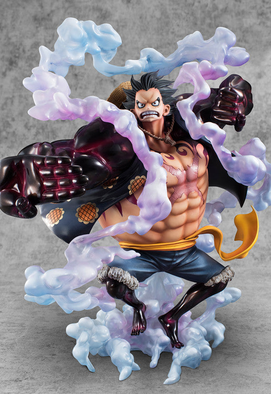 ONE PIECE MEGAHOUSE EXCELLENT MODEL LTD LUFFY GEAR 4