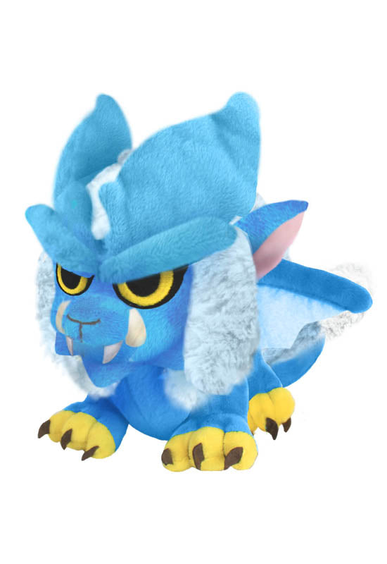 MONSTER HUNTER CAPCOM MONSTER HUNTER  Monster Plush toy Lunastra
