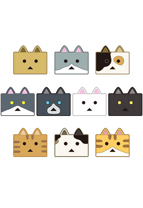 Nyanboard Sentinel Nyanboard Rubber Magnet (2 Random types in 1 box)