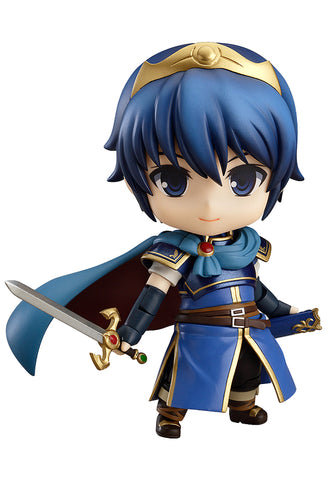 567 Fire Emblem: New Mystery of the Emblem Nendoroid Marth: New Mystery of the Emblem Edition (re-run)