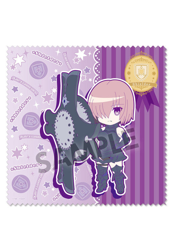 Fate/Grand Order HOBBY STOCK Pikuriru! Fate/Grand Order Microfiber Cloth Shielder/Mashu Kyrielite