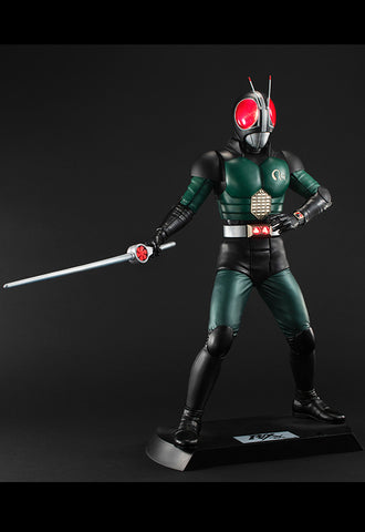 MASKED RIDER MEGAHOUSE Ultimate Article MASKED RIDER BLACK RX