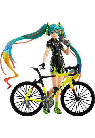 365 Hatsune Miku GT Project figma Racing Miku 2016: TeamUKYO Support ver.