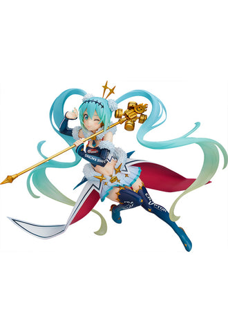 Hatsune Miku GT Project Good Smile Racing Racing Miku 2018 Ver.