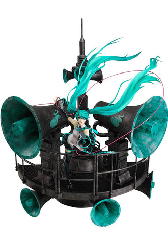 Character Vocal Series 01: Hatsune Miku GOOD SMILE COMPANY Miku Hatsune: Love is War ver. DX (re-run)