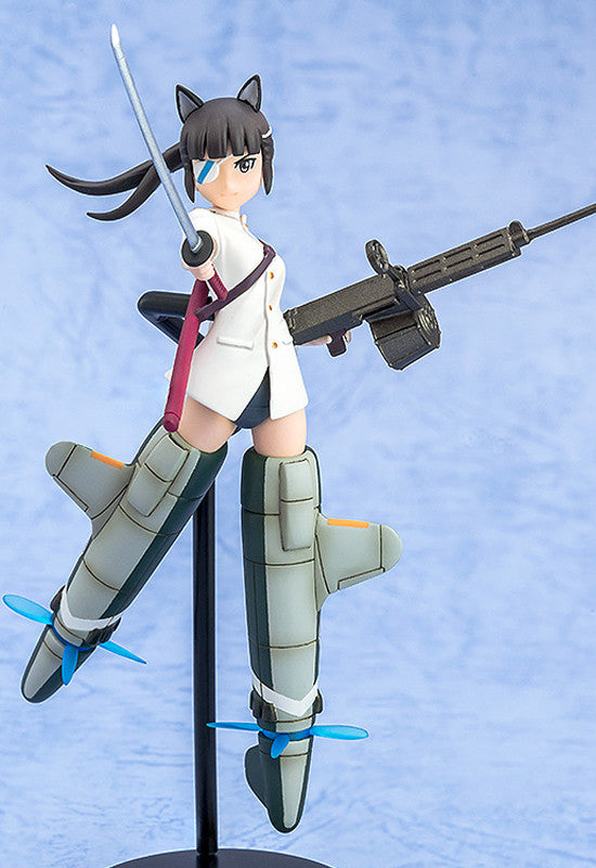 Strike Witches the Movie Max Factory PLAMAX MF-06: minimum factory Mio Sakamoto