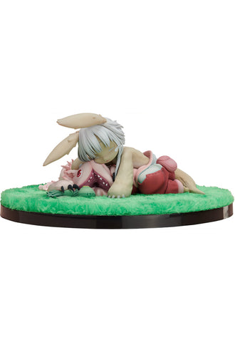 Made in Abyss FREEing Nanachi & Mitty