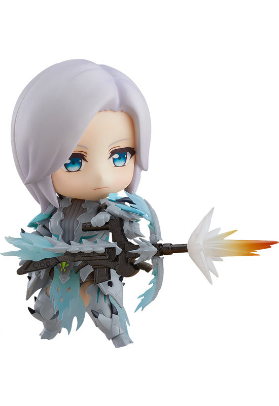 1025-DX MONSTER HUNTER: WORLD Nendoroid Hunter: Female Xeno'jiiva Beta Armor Edition DX Ver.