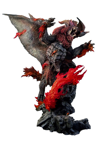 MONSTER HUNTER CAPCOM Capcom Figure Builder Creators Model Teostra (re-run)