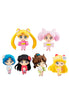 SAILOR MOON MEGAHOUSE CHERRY BLOSSOM FESTIVAL VER. (Set of 6 Characters)