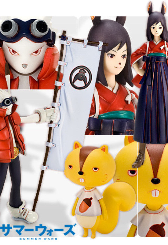 Summer Wars Volks.INC 3 Piece Set