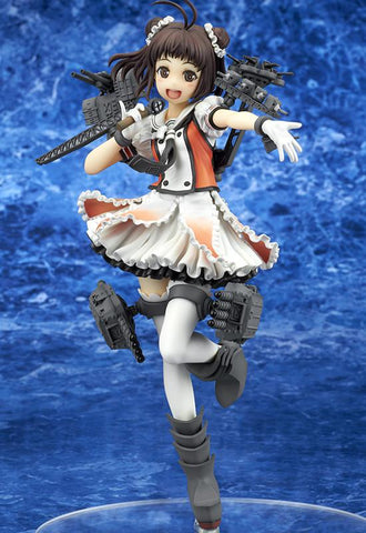 Kantai Collection – Kan Colle - QuesQ Naka Kaini PVC Figure