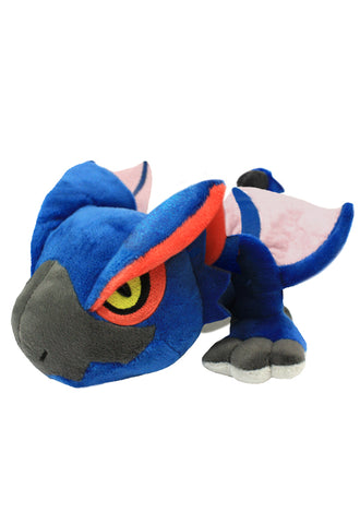 MONSTER HUNTER CAPCOM MONSTER HUNTER  Monster Plush toy Nargacuga