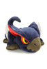 MONSTER HUNTER CAPCOM MONSTER HUNTER  Monster Plush toy Nargacuga (re-run)